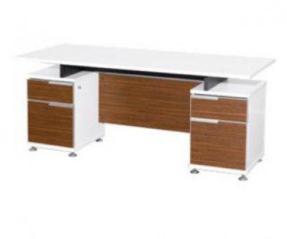 โต๊ะทำงานลิ้นชัก 2 ฝั่ง