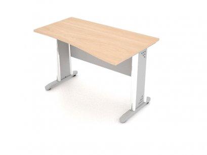 โต๊ะทำงานขาเหล็ก DS-MDS