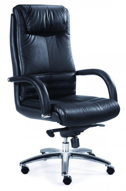 เก้าอี้ผู้บริหารหุ้มหนังแท้
