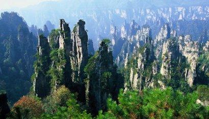 (เส้นทางแนะนำ!!) ทัวร์เอเชีย จีน จางเจียเจี้ย เขาอวตาร สะพานแก้ว 4 วัน 3 คืน บินไทยสมายล์ (WE)