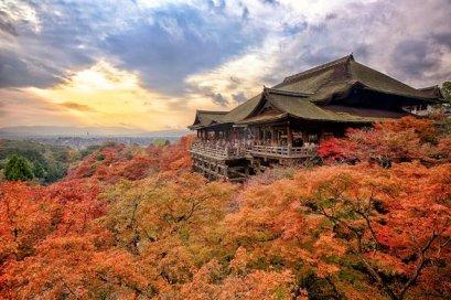 (นั่งรถไฟสายโรแมนติก) ทัวร์เอเชีย ญี่ปุ่น คันไซ โอซาก้า เกียวโต 5 วัน 3 คืน บินการบินไทย(TG)