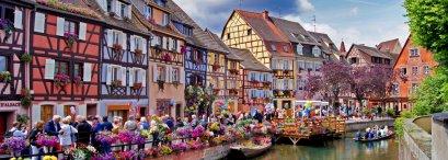 ทัวร์ยุโรป อัลซาส เยอรมัน-สวิส-ฝรั่งเศส 9 วัน การบินไทย (TG)