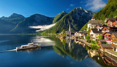 ทัวร์ยุโรป แอลป์ เยอรมัน-ออสเตรีย 8 วัน บินตรงการบินไทย (TG)