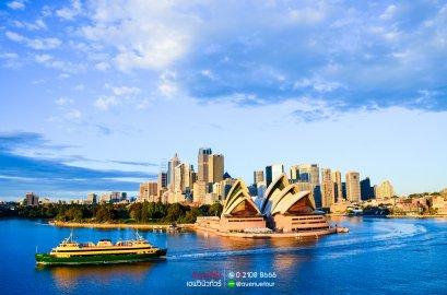 (แนะนำ!!) ทัวร์ออสเตรเลีย  แคนส์ ซิดนีย์ 7 วัน 5 คืน บินสายการบิน แควนตัส แอร์เวย์ (QF)