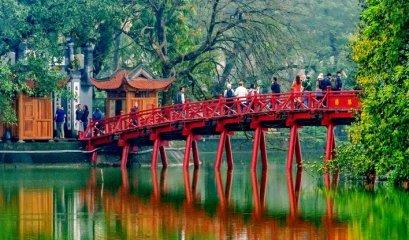 (ถูกและคุ้มสุดๆ) ทัวร์เอเชีย เวียดนาม คลาสสิค ฮานอย ฮาลอง 3 วัน 2 คืน บินไทยไลอ้อนแอร์ (SL)