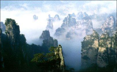 (รายการแนะนำ) ทัวร์เอเชีย จีน จางเจียเจี้ย เขาอวตาร สะพานแก้ว 4 วัน 3 คืน บินไชนาเซาเทิร์นแอร์ไลน์ (CZ)