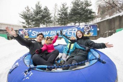 (เล่นสกีหิมะ)ทัวร์เอเชีย ทัวร์เกาหลีปีใหม่ โซล เคาน์ดาวน์ 5วัน3คืน การบินไทย(TG)