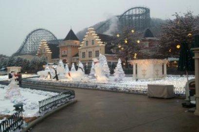 (เล่นสกีหิมะ) ทัวร์เอเชีย เกาหลี เล่นสกี หน้าหนาว 5 วัน 3 คืน
