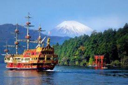 (เส้นทางแนะนำ) ทัวร์เอเชีย ญี่ปุ่น โตเกียว ฟูจิ ฮาโกเน่ 6วัน3คืน บินการบินไทย(TG)