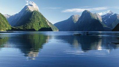 (ชมธรรมชาติสุดอัศจรรย์) ทัวร์นิวซีแลนด์ เกาะเหนือ+ใต้ 9 วัน 7 คืน บินการบินไทย (TG)