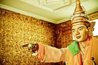 (ถูกและดี) ทัวร์เอเชีย พม่า ย่างกุ้ง หงสาวดี อินทร์แขวน บินสายการบินนกแอร์ (DD)