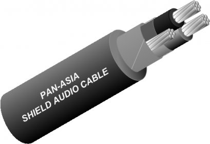Audio Cable, Shield Twisted Pair