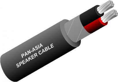 Speaker Cable, Pro.