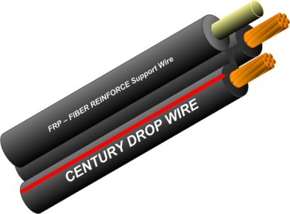 Drop Wire (FRP Messenger)