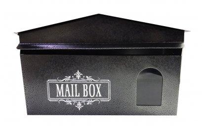 ตู้จดหมาย Classic Mini สีเทา