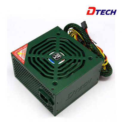 Power Supply (FULL) 500 W รุ่น PW007 DTECH :3Y