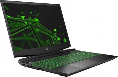 HP Gaming 15-ec1027AX Green  :2Y