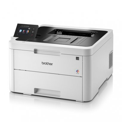 Brother Printer Laser Color LED, 24 ppm in black and white, 24 ppm/colour,256MB, Network , Wireless, Wi-Fi Direct, Preview touch screen Size 2.7 inch