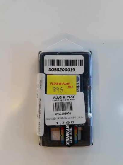 HDD SSD240GB SATA M.2 (SUV500MS/240G) Kingston:3Y