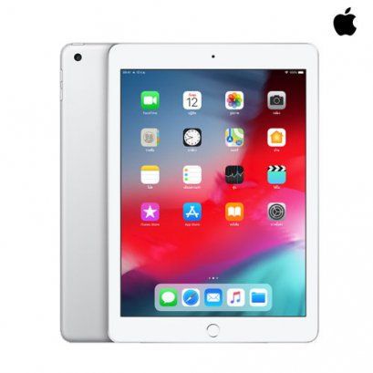 iPad 9.7 Wi-Fi + Cellular 32GB Silver (MR6P2TH/A ):1Y