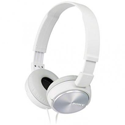 SONY Headphone MDR-ZX310AP/WC White