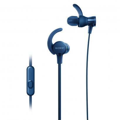 SONY In-ear Extra Bass Headphone MDR-XB510ASLQE :1Y