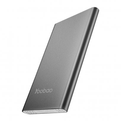 Yoobao PowerBank A20 Micro USB and Lightning 20000mAh Grey
