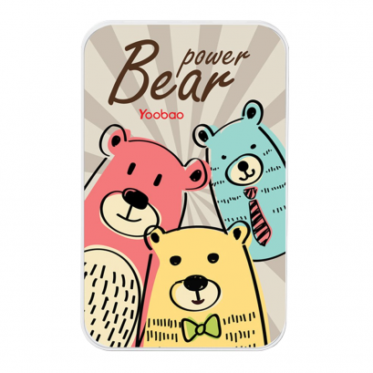 Yoobao PowerBank M25 20000mAh (Bear)