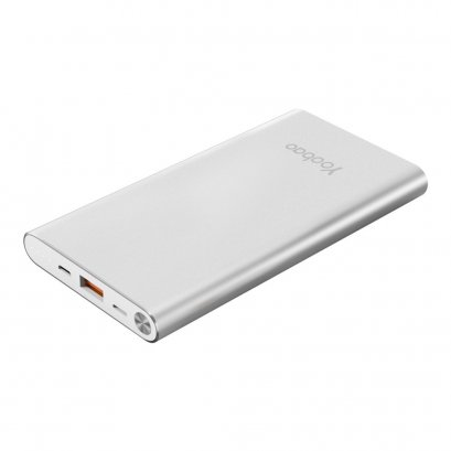 Yoobao PowerBank A20 Micro USB and Lightning 20000mAh Silver