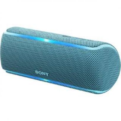 SONY Bluetooth Speaker SRS-XB21LC Blue