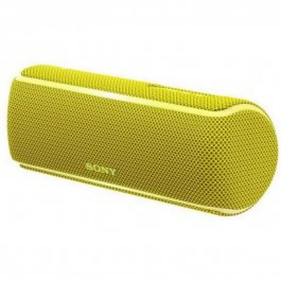 SONY Bluetooth Speaker SRS-XB21YC Yellow