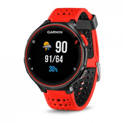 Garmin  Forerunner 235 - Lava Red