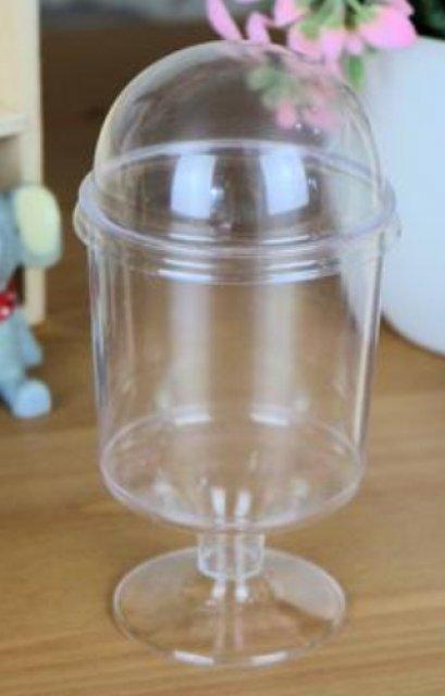 ถ้วยมูส NO.333 + ฝาโดม (20ใบ)
