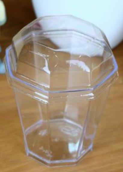 ถ้วยมูส SUMMER.4 + ฝาโดม (20ใบ)