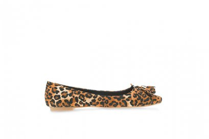 Willa Suede Ballets - Leopard
