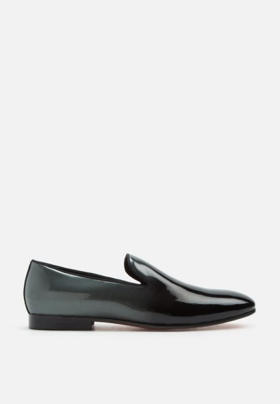 DANDELION TWO TONE PATENT SHOE MAC & GILL Leather Shoes