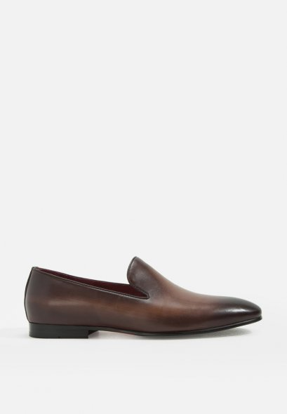 MAC & GILL LEATHER DANDELION LOAFERS