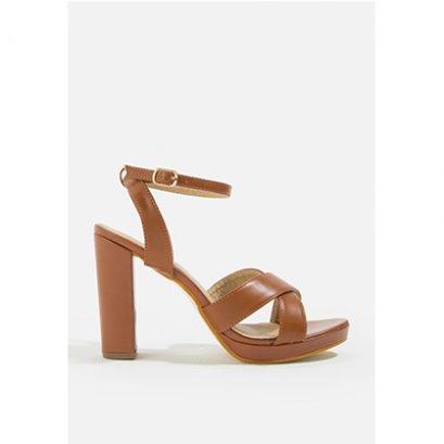 Mac & Gill Daisie Ankle Strap High Heel Sandal