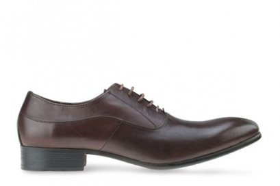 Mens formal Shoes in Leather OXFORDS WHOLECUT