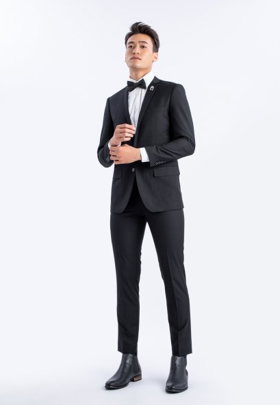 SLIMFIT CUT Royal Classic Suit And Trousers Set 2 BUTTONS Mac & Gill