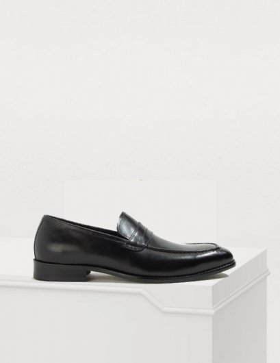 OXFORDS LEATHER LOAFERS BARNEY Good Year Welted