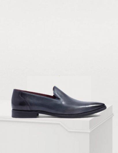 รองเท้าโลฟเฟอร์ Classic Venezia Leather GOODYEAR WELTED SHOES