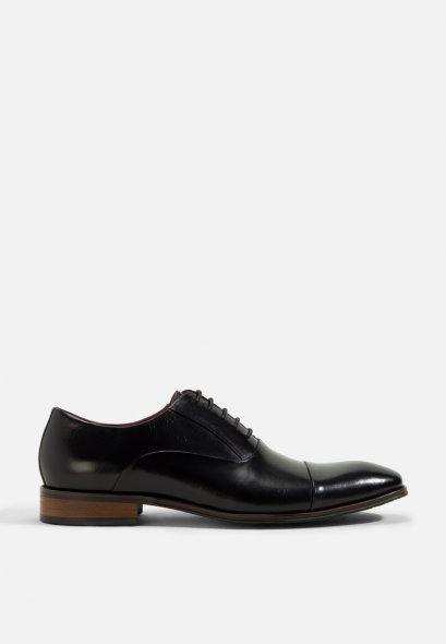 MAC and GILL San Diego Captoe Oxford Leather