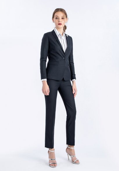 Mac & Gill Classic Royal NAVY Suit And Trousers Set