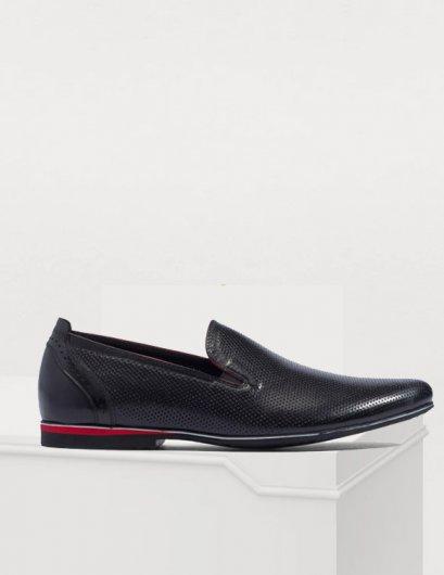 รองเท้าหนังแท้แบบสวมโลฟเฟอร์ Dandelion Flats Shoes Genuine Leather Loafer
