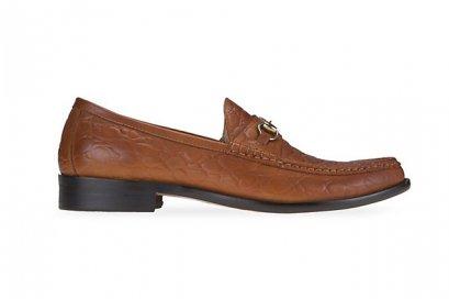 Croc Horsebit Loafer - Tan
