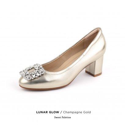 Lunar Glow Champagne Gold