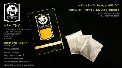 Detox Tea Healthy