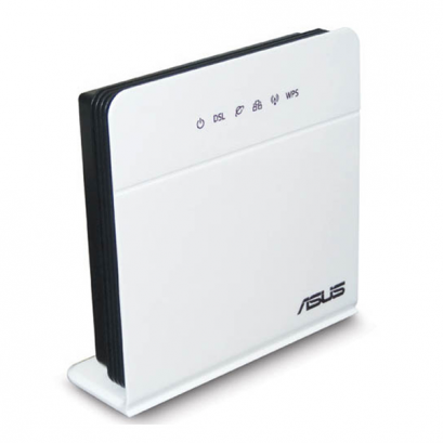 ASUS DSL-N10S ECO-WiFi ADSL Modem Router Wireless N150