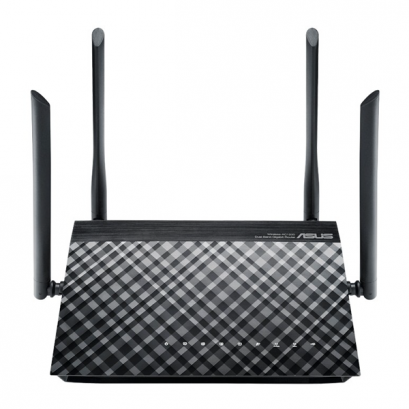 ASUS RT-AC1200G+ Dual-band Wireless-AC1200 Router